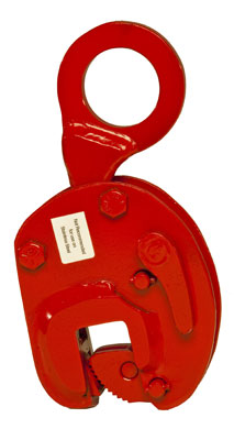 Birds Safety Clamps - Vertical Plate Clamp
