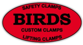 Birds Safety Clamps